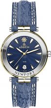 Mens Michel Herbelin Newport Yacht Club Watch 12255/T35