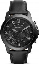 Mens Fossil Grant Chronograph Watch FS5132