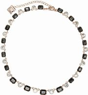 Ladies Anne Klein Rose Gold Plated Bright Nights II Necklace 60439845-9DH