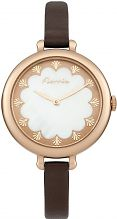 Ladies House Of Florrie Pearl Scalloped Watch HF006VRG