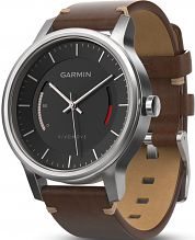 Unisex Garmin Vivomove Premium Bluetooth Activity Tracker Watch 010-01597-20