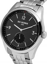 Mens Ben Sherman London Carnaby Driver Watch WB052BSM