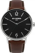 Mens Ben Sherman London Portobello Interchangable Watch WB059BRN
