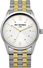 Mens Ben Sherman London Watch WB060GSM