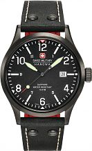 Mens Swiss Military Hanowa Undercover Watch 6-4280.13.007.07