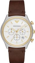Mens Emporio Armani Chronograph Watch AR11033