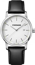 Mens Wenger Urban Classic Watch 011741109