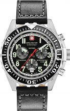 Mens Swiss Military Hanowa Touchdown Chrono Chronograph Watch 06-4304.04.007.07
