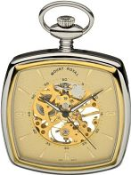 Mount Royal Open Face Pocket Mechanical Watch MR-B43