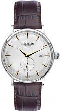 Mens Michel Herbelin Inspiration 1947 Automatic Watch 1947/T11MA