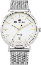 Mens Ben Sherman The Dylan Heritage Watch WBS103SM