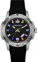 Mens Nautica NCS16 Flag Watch NAI13517G
