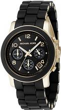 Ladies Michael Kors Runway Chronograph Watch MK5191