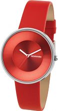 Unisex Lambretta Cielo Leather Watch 2101RED