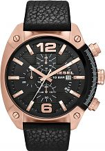 Mens Diesel Overflow Chronograph Watch DZ4297