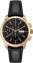 Mens Dreyfuss Co Valjoux Automatic Chronograph Watch DGS00107/04