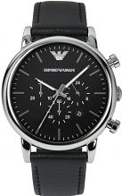 Mens Emporio Armani Chronograph Watch AR1828