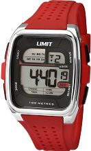 Mens Limit Active Alarm Chronograph Watch 5564.24