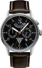Mens Junkers G38 Power Reserve Automatic Watch 6960-5