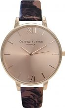Ladies Olivia Burton Painterly Prints Watch OB15PP07