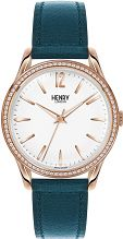 Henry London Unisex Heritage Stratford Watch HL39-SS-0138
