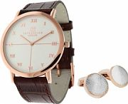 Mens Tateossian Cufflink Gift Set Watch SM0192