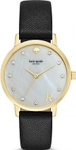 Ladies Kate Spade New York Metro Monogram Watch 1YRU092R