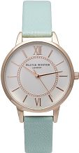 Ladies Olivia Burton Wonderland Ceramic Watch OB15WD47