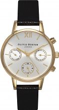 Ladies Olivia Burton Chrono Detail Midi Watch OB15CGM62