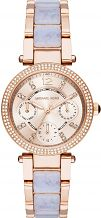 Ladies Michael Kors MINI PARKER Chronograph Watch MK6327