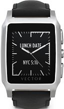 Unisex Vector Meridian Bluetooth Smartwatch Alarm Chronograph Watch M1-20-005