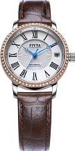 Ladies FIYTA Classic Automatic Watch LA8306.MWRD