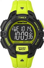 Mens Timex Indiglo Ironman Alarm Chronograph Watch TW5M02500