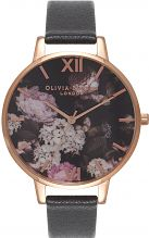 Ladies Olivia Burton Winter Garden Floral Print Watch OB15WG12